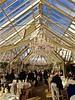 Brownstone Conservatory (scmrsgena) Tags: family newjersey nj conservatory chandelier greenhouse atrium brownstone repast housewivesofnewjersey mrsgena