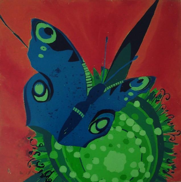 Bull Marianne: 'Butterfly'