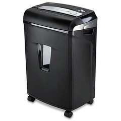 Aurora High Security JamFree AU850MA 8-Sheet Micro-Cut Paper / Credit Card Shredder with Pull-Out Wastebasket (homeprintersusa) Tags: wordpress ifttt