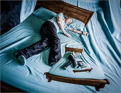 Infinite Dreams (mikeyp2000) Tags: bed sleep dreaming dreams asleep lying infinite droste infinitiy pixelbender