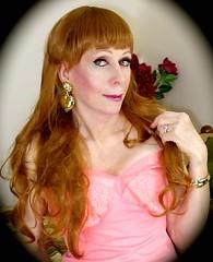 DSC06882 (msdaphnethos) Tags: redhead transgender slip crossdresser daphnethomas vanraaltesuavette