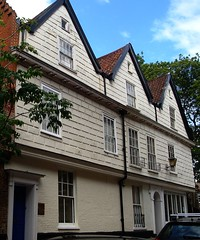 [39707] Norwich : 4-6 Princes Street (Budby) Tags: house 17thcentury norfolk norwich eastanglia timbered