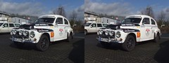 PV 544 front (yeah_yeah_yeah_1211) Tags: car vintage germany volvo 3d racing stereo pv544 crossview