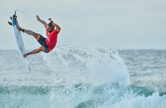 Caio Ibelli (Frank McGrath Photography Australia) Tags: surf queensland quiksilverpro goldcoast snapperrocks caioibelli quikypro2016