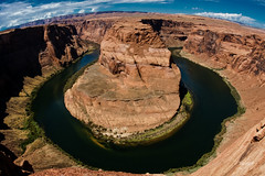 Horseshoe Bend, Arizona, USA (ralfmartini805) Tags: arizona usa river landscape nationalpark grandcanyon fisheye coloradoriver horseshoebend