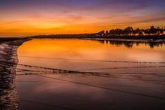 Moorings (solaslx) Tags: sunset water riaformosa tavira moorings