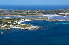 Rotnest Island_ 037-Geordie Bay Aerial