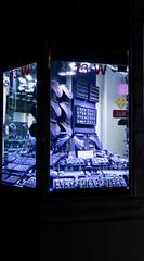 Jewler Display (UrbanphotoZ) Tags: nyc newyorkcity blue ny newyork diamonds necklace manhattan midtown rings yelp earrings westside charms displaywindow jewler diamonddistrict 47thst engagementrings 13west giacertified jewelrybuyersbillofrights