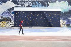 Marseille - Riding (Ynosang / Synopsis) Tags: street people urban marseille sony skatepark 40mm alpha a7 urbain massilia hexanon friche synopsis belledemai ynosang