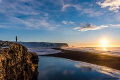 _DSC9909 (leo2snow) Tags: sunrise landscape iceland vik islanda dyrhlaey
