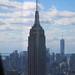 NYC | Rockefeller Centre [Empire State Building II]