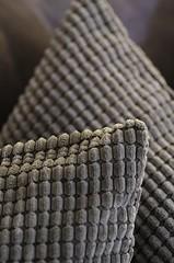 Week 08: Texture / IKEA cushions and Gullklocka covers (Niki Gunn) Tags: macro texture ikea pentax gray april tamron 90mm cushions lightbox chenille k5 tamron90mm 2016 tamron90mmf28 tamron90mmmacro cushioncover tamronspaf90mmf28 gullklocka 52project2016