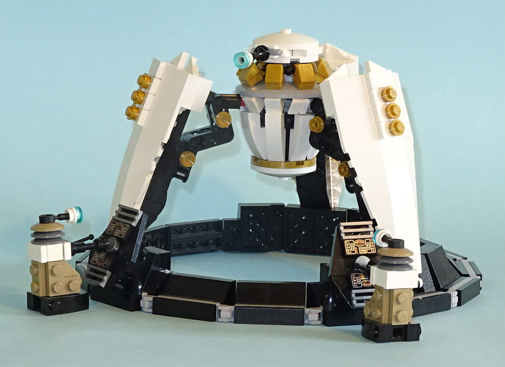 The Worlds Newest Photos Of Dalek And Moc Flickr Hive Mind