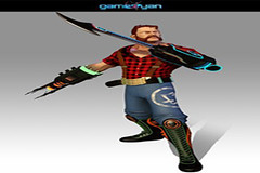 Josh Stardom Stylized Game Character (GameYanStudio) Tags: studio design 3d artist modeling character creative games animation service stylized rigging sculpting texturing modelers