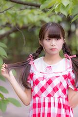 andante -last strawberry summer- (oceanT) Tags: portrait girl japanese