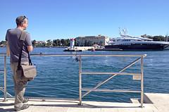Lowepro Event messenger, Zadar, Croatia (BuzzTrips) Tags: camera bags rucksack vanguard lowepro digipro