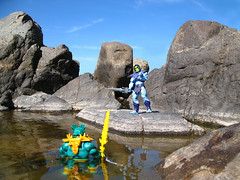 (_silencer_) Tags: motu skeletor merman eternia mastersoftheuniverse motuc