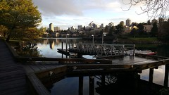 (B Random) Tags: camera city lake canada mobile vancouver landscape island phone view granville samsung s6
