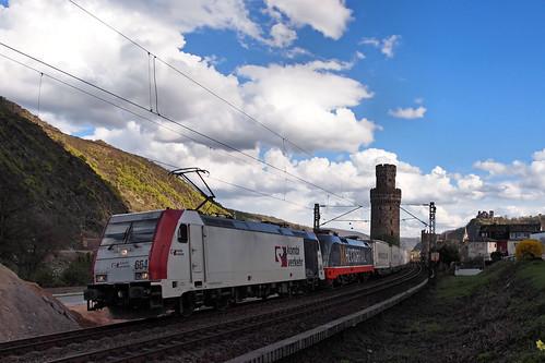 D KV 664 Oberwesel 08-04-2016