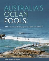 Australia's ocean pools - book cover (ML McDermott (formerly NSW ocean baths)) Tags: sydney australia maroubra bookcoverdesign mahonpool oceanpools