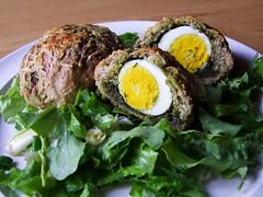 Oeuf en crote (Grand-Papp, charrette...) Tags: cuisine huevos eggs auvergne oeufs massifcentral hauteloire margeride hautesterres lobe marjarida