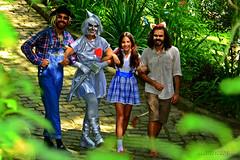 O Magico mundo de Oz (simonecoutinhosantos) Tags: oz bruxa tematicos doroty fabulas magicodeoz sicoutinho