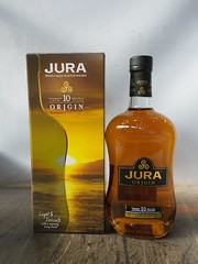 Isle of Jura 10 Year Whisky (engsengban) Tags: 10 year jura whisky ise gbx