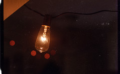 Hanging Light (Evan's Life Through The Lens) Tags: life camera old friends color film college glass beautiful 35mm vintage lens md minolta kodak vibrant grain scan mount scratch develop xgm