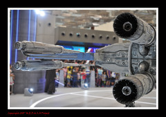 The Force Awakens @ Changi Airport 13 (Lord Dani) Tags: starwars changiairport t70 incom theforceawakens resistancexwing