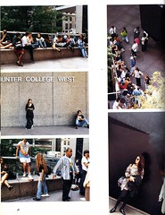 Students Outside of Hunter College (Hunter College Archives) Tags: students yearbook hunter subwaystation 1994 lexingtonave huntercollege 68thst hunterwest wistarion thewistarion huntercollegewest