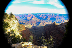 Grand Canyon (najuaasad) Tags: arizona color sunrise grandcanyon fisheye