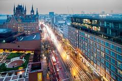 London (_| |_) Tags: london st pullman londres pancras nught
