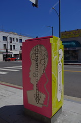 """Painted Utility Box, LA • <a style=""""font-size:0.8em;"""" href=""""http://www.flickr.com/photos/45958601@N02/26335073220/"""" target=""""_blank"""">View on Flickr</a>"""