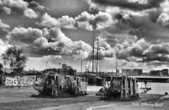 NDSM-werf 24-4-16 (kees.stoof) Tags: amsterdam clouds wolken ndsm noord amsterdamnoord ndsmwerf scheepswerf