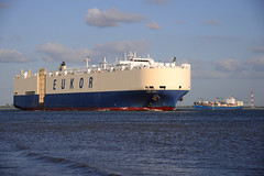 Asian Vision (larry_antwerp) Tags: ship vessel schelde roro  schip      eukor  pctc  asianvision emcorfu       9231494 9122966
