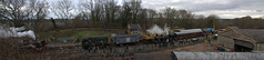 Midsomer Norton South (thagrol) Tags: train norton steam sentinel midsomer jinty sdjr