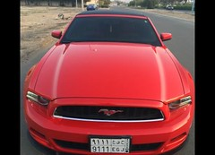 Ford - Mustang - 2013  (saudi-top-cars) Tags: