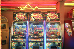 Colour Burst (Emmaalouise Smith) Tags: city family pink boy summer colour film ice floral 35mm garden print heart pastel arcade son ladybird british analogue burst doc motherhood martens sonn