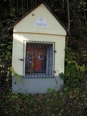 20111031Oberzeiring Kavarienberg (rerednaw_at) Tags: mutter steiermark christus kapelle begegnung kalvarienberg oberzeiring 4station