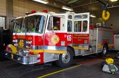 PFD Engine 46 (Aaron Mott) Tags: philadelphia fire engine firetruck philly firedept firedepartment kme pfd fireapparatus topmount phillyfire philadelphiafire firetruckpfd philadelphiafirefiretruck pfdfiretruck