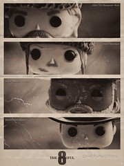 The H8ful Eight (Puffer Photography) Tags: stilllife toys pop actionfigures movies minifigs funko 2016 h8fuleight