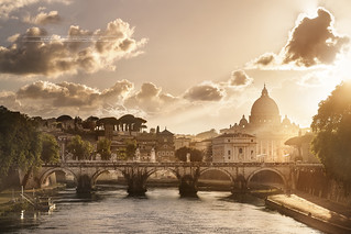 St. Peter's Basilica Vatican Rome Italy
