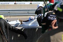 Josef Newgarden pit stop (glassman787) Tags: cars canon racing 7020028 pitroad barbersmotorsports josefnewgarden