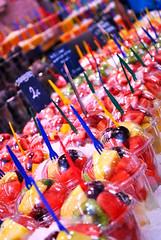 Mercado de la Boqueria (~~) Tags: barcelona espaa comida mercado boqueria