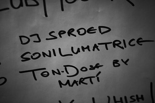 TON-DOSE by MARTÍ (ES)