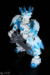 livgar the Ice King (...The Chosen One...) Tags: ice king lego bionicle moc