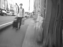 My memory is distorted. (-ICHIRO) Tags: street camera toy snap agfa sensor 505d
