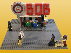 Bullseye Bob's 2a (BricksandBoosters) Tags: lego steampunk