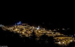 MA4A4359 (torchialuigi) Tags: city castle night stars san chiesa campanile castello lamezia cometa teodoro santeodoro nicastro brgo