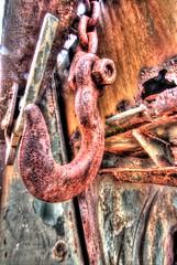 LVT, rusty hook. (Ian Ramsay Photographics) Tags: pacific theatre australia class transportation ww2 vehicle newsouthwales amphibious warfare usmarines landingvehicletrackedlvt restoremoonbi